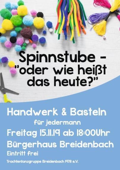 Deckblatt Flyer